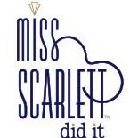 Miss Scarlett did it