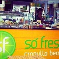 So Fresh Cronulla Beach