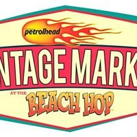 NZ Petrolhead Vintage Market at The Beach Hop