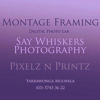 Montage Custom Framing & Printing Mulwala