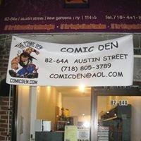 Comic Den Inc