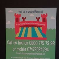 A1 Fun Bouncy Castle Hire Bournemouth