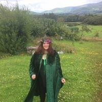 Dingle Druid/ Juli Ni Mhaoileoin / Juli Malone