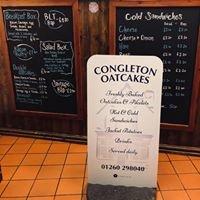 Congleton Oatcakes