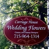 Carriage House Wedding Flowers