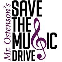 Mr. O's Save the Music Drive