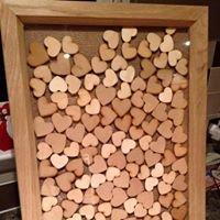 M's wooden crafts
