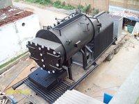 Three Pass Smoke Cum Water Tube Type Boiler