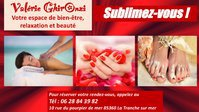 Massage bien-être - Esthétique - Valérie GHIRONZI