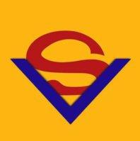 Super Man with a Van Harrow