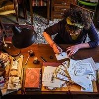 Solea mosaici & calligrafia - Ketty Agnesani