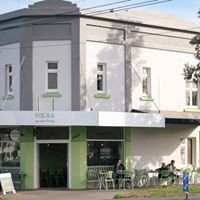 Okra Espresso Lounge