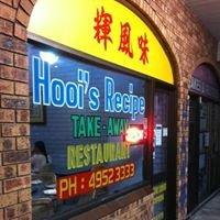 Hooi's Recipe - Malaysian Restaurant/ Takeaway