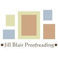 Jill Blair Proofreading
