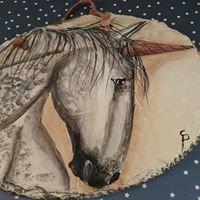 Barn Door Designs- Paintings by Sandee Pacheco