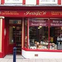 Isaac's Traditional Sweet Shop Aberystwyth