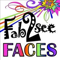 Fab2see Faces      Facepainting