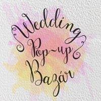 Wedding Pop-up Bazár