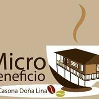 Microbeneficio La Casona Doña Lina
