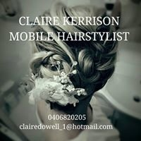 Claire Kerrison Mobile Hairstylist