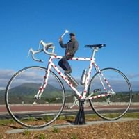 Taupo's Giant Bike