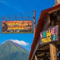 Lava Lounge Bar & Grill La Fortuna, Costa Rica
