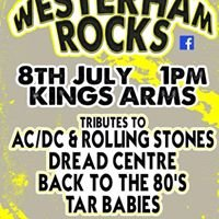 Westerham Rocks Music Festival June 29th and 30th 2018
