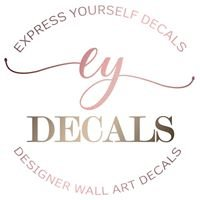 Express Yourself Decals