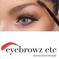 Eyebrowz Etc @ Serenity