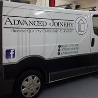 Advanced Joinery & building maintenance.