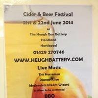 Heugh Battery Cider Festival