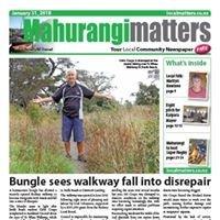 Mahurangi Matters