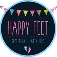 Happy Feet Soft Play