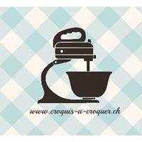 Croquis à Croquer/Gâteaux-Pâtisserie