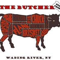 The Butcher at Wading River Market