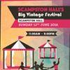 Scampston Hall's Big Vintage Weekend