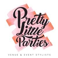 Pretty Little Parties - Venue and Event Styling