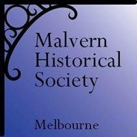 Malvern Historical Society - Stonnington