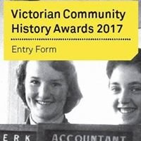 Victorian Community History Awards