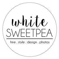 White Sweetpea - Hire, Style, Design, Photos