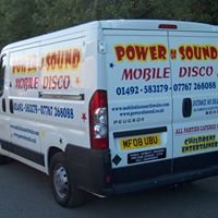 Power of sound mobile disco
