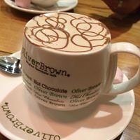 Oliver Brown Chocolate Cafe Beverly Hills