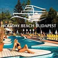 Holiday Beach Budapest Wellness & Conference Hotel****