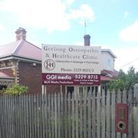 Geelong Osteopathic & Healthcare Clinic