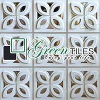 Gạch Thông Gió Green Tiles