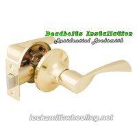 Locksmith Wheeling