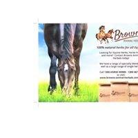 Browns Animal Herbals