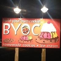BYOC Build Your Own Cookie