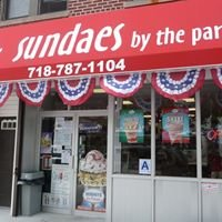 Sundaes By The Park (Check In Page)
