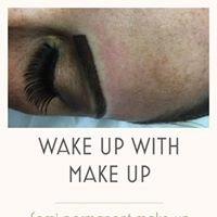 Semi permanent make up based at k hair